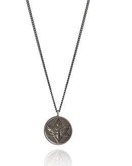 The Lunar Pendant Silver