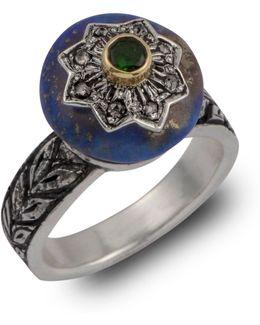 Lapiz Star Diamond Ring
