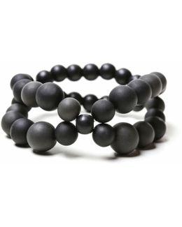 Pirouette Bracelet Coal