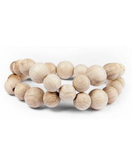 Pirouette Bracelet Beach Wood