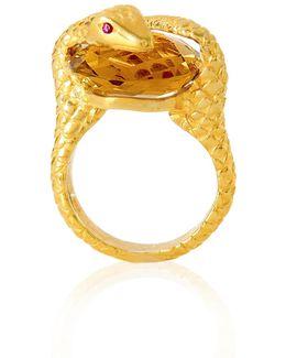 Gaia Quartz Ring