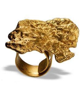 Prospector's Ring Gold