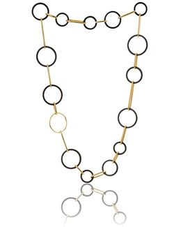 Koco Midnight Circles Necklace