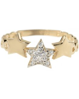 Wish Upon A Shooting Star Ring