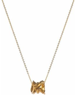 Cara Necklace Gold