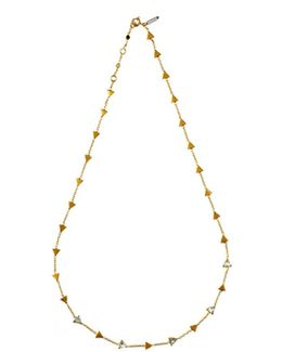 Oceanic Necklace Gold