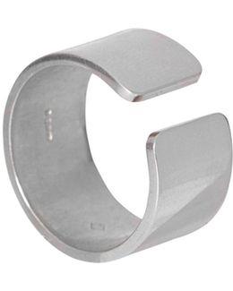 Gap Ring Men's Silver