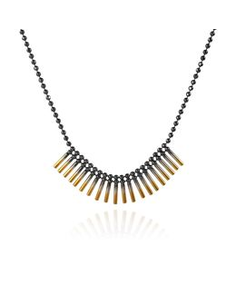 Theda Cleo Necklace Rose Gold