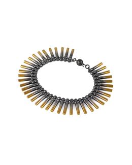 Theda Cleo Interchangeable Bracelet/necklace Gold