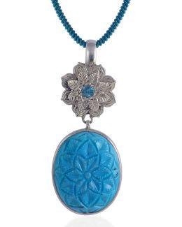 Bodhi Turquoise Pendant