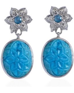 Bodhi Turquoise Earrings