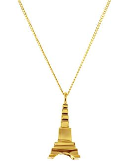 Mini Eiffel Tower Gold