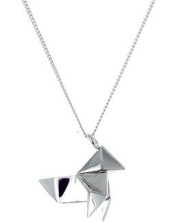 Mini Cuckoo Sterling Silver