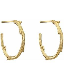 Love Is All You Need Midi Earrings In Gold