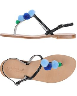 Toe Post Sandal