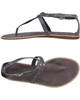 Toe Post Sandal