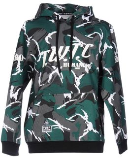 Camouflage Effect Hoodie