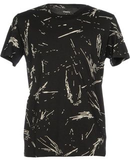 Marcelo Spatter Cotton Jersey Tee