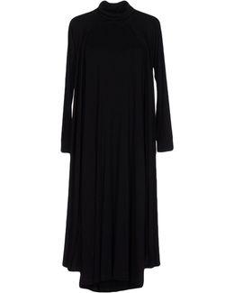 Knee-length Dress