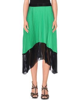 3/4 Length Skirt