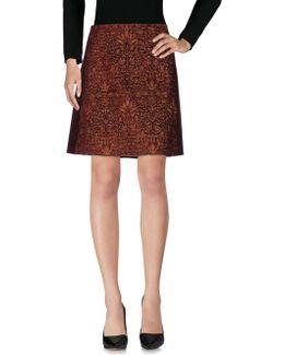 Knee Length Skirt