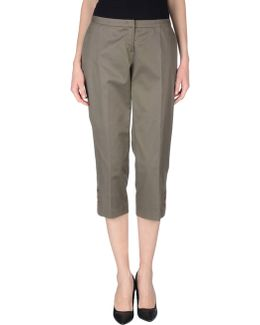 3/4-length Trousers