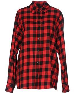 """Checked Shirt """"marangone"""""""