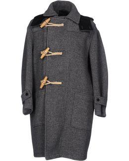 Oversized Duffle Coat