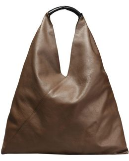 Triangle Shopper Tote Bag