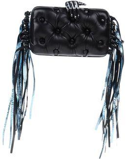 Fringed Clutch Bag