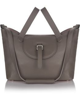 Thela Classic Tote Bag In Elephant