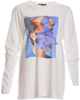 Long Sleeved Bowie Tee