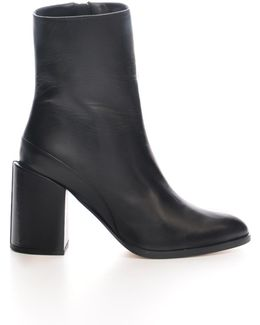 Spirit Leather Ankle Boots