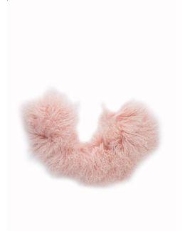 Mini Cosima Collar In Baby Pink