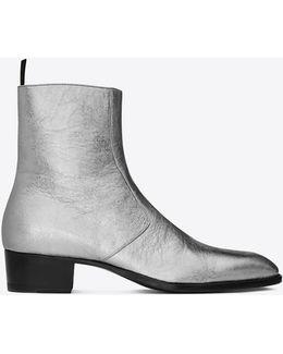 Signature Wyatt Lambskin Boots