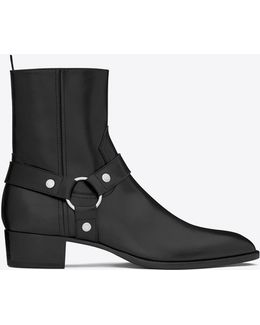 Classic Wyatt Leather Boots