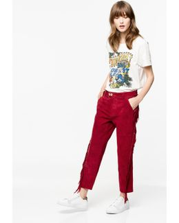 Deluxe Fringe Play Pants