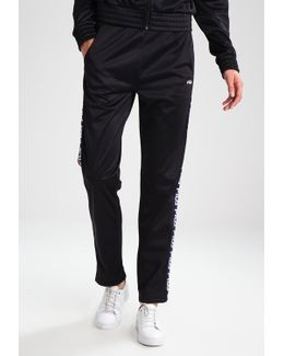 Strap Track Tracksuit Bottoms