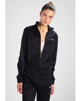 Strap Track Tracksuit Top