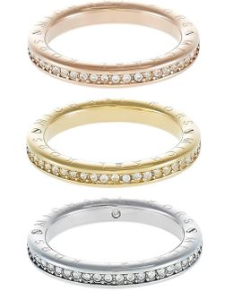 Iconic 3 Pack Ring
