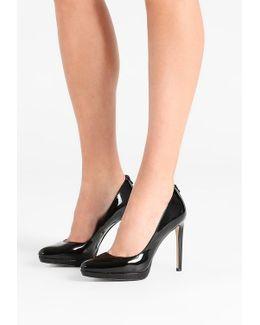 Sameera Patent High Heels