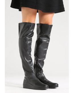 Henrietta Over-the-knee Boots