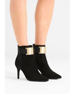 Giamelle High Heeled Ankle Boots