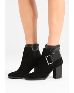 Ettore High Heeled Ankle Boots