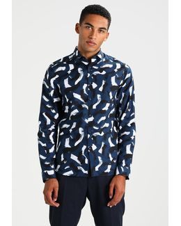Galen Paint Print Shirt