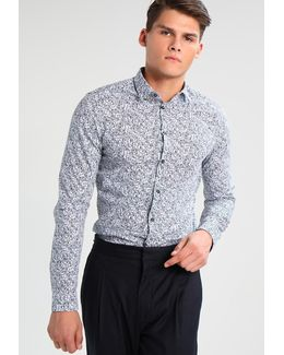 Gillice Micro Graffi Slim Fit Shirt