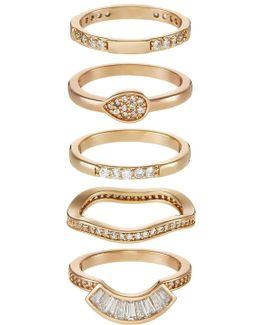 Galirawia 5 Pack Ring