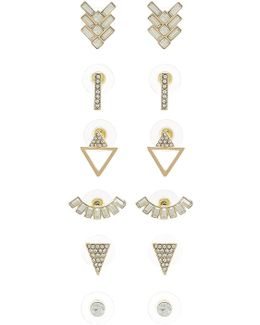 Grice 6 Pack Earrings