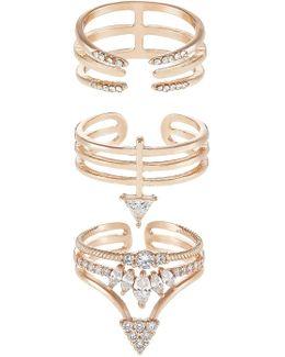 Adirien 3 Pack Ring