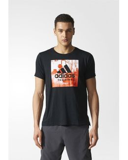 Training Print T-shirt